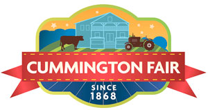 Cummington Fair logo